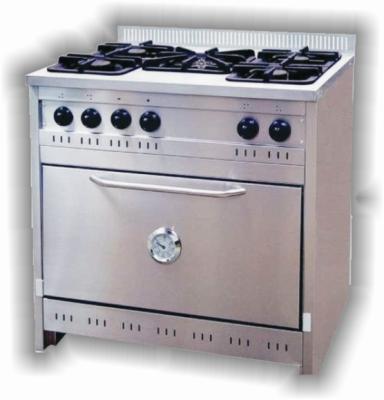 Cocina industrial 90cm corbelli tst cocinas a gas - Mobiliario cocina industrial ...