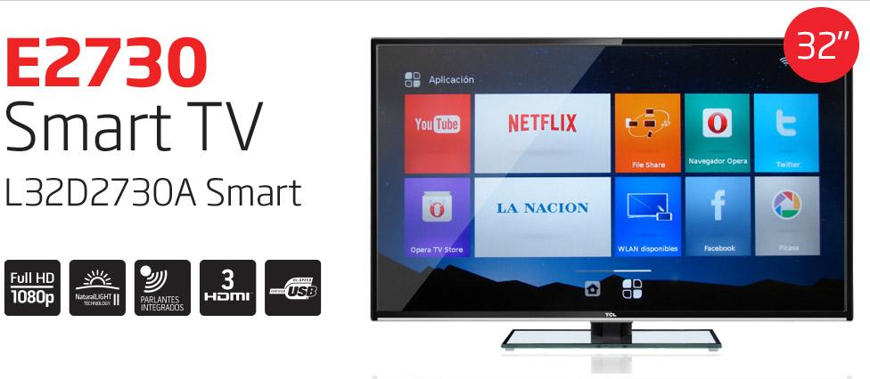 "c2345ffed992e LED 32 TCL L326 ""SMART TV"" Con Netflix » TV LED ..."